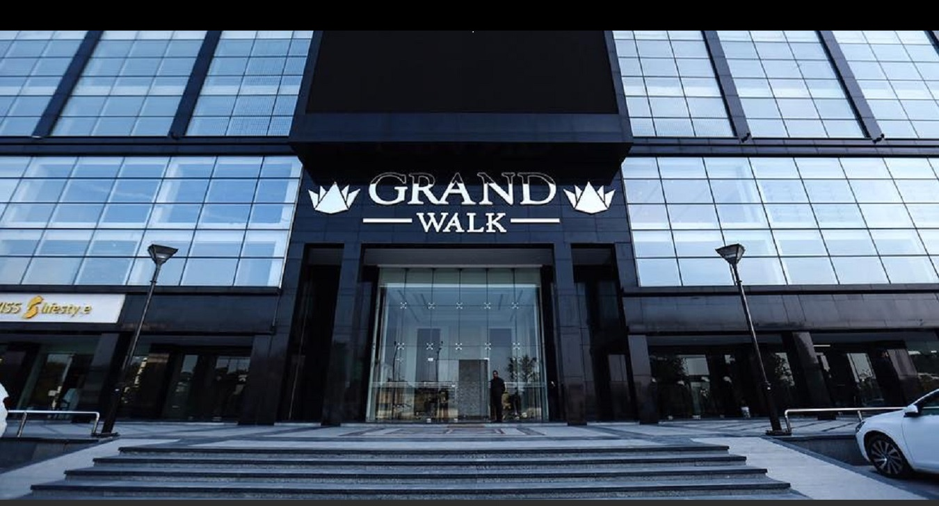 Welcome to Grand Walk Theme